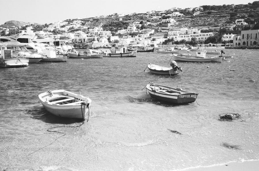 Old Port, Mykonos