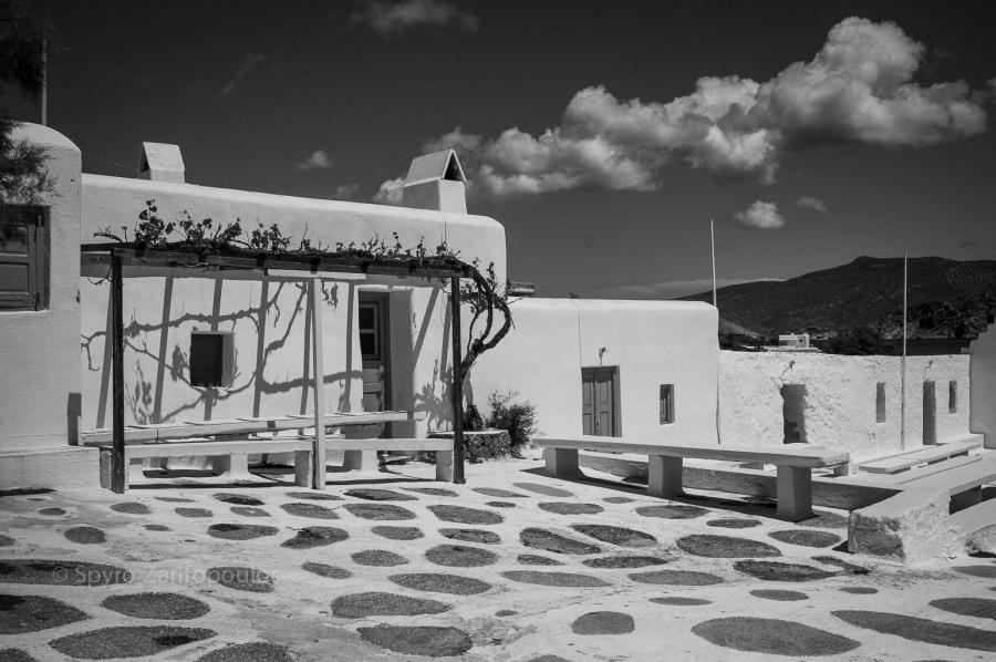 Agios Sostis, Mykonos