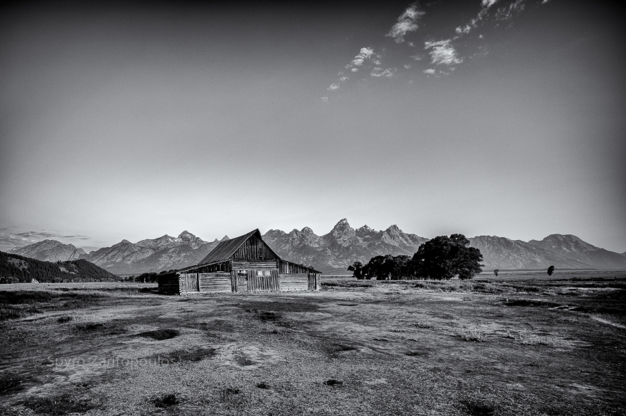 Moulton Barn, WY